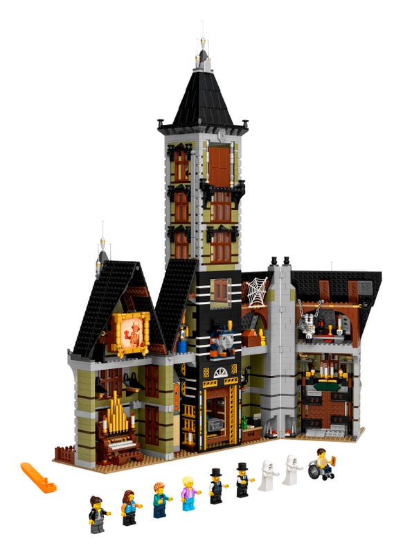 Link a LEGO_creator_La_casa_stregata_10273_Haunted_House-1