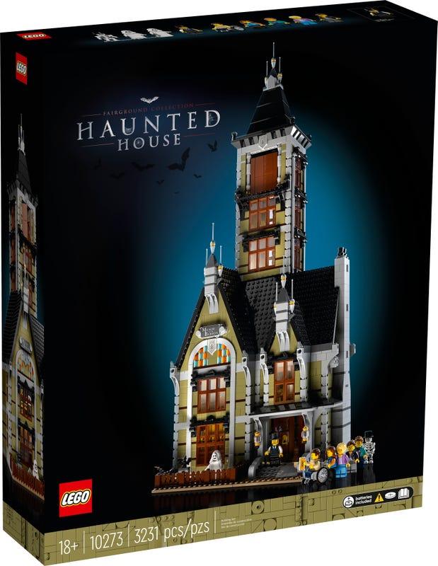 Link a LEGO_creator_La_casa_stregata_10273_Haunted_House-2