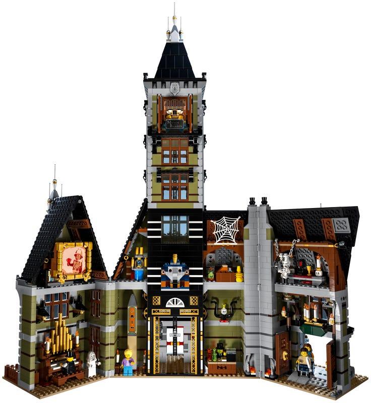 Link a LEGO_creator_La_casa_stregata_10273_Haunted_House-3