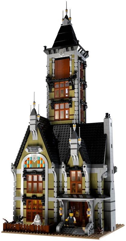 Link a LEGO_creator_La_casa_stregata_10273_Haunted_House-4