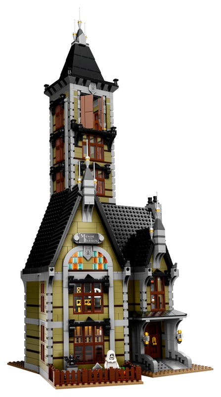 Link a LEGO_creator_La_casa_stregata_10273_Haunted_House-5