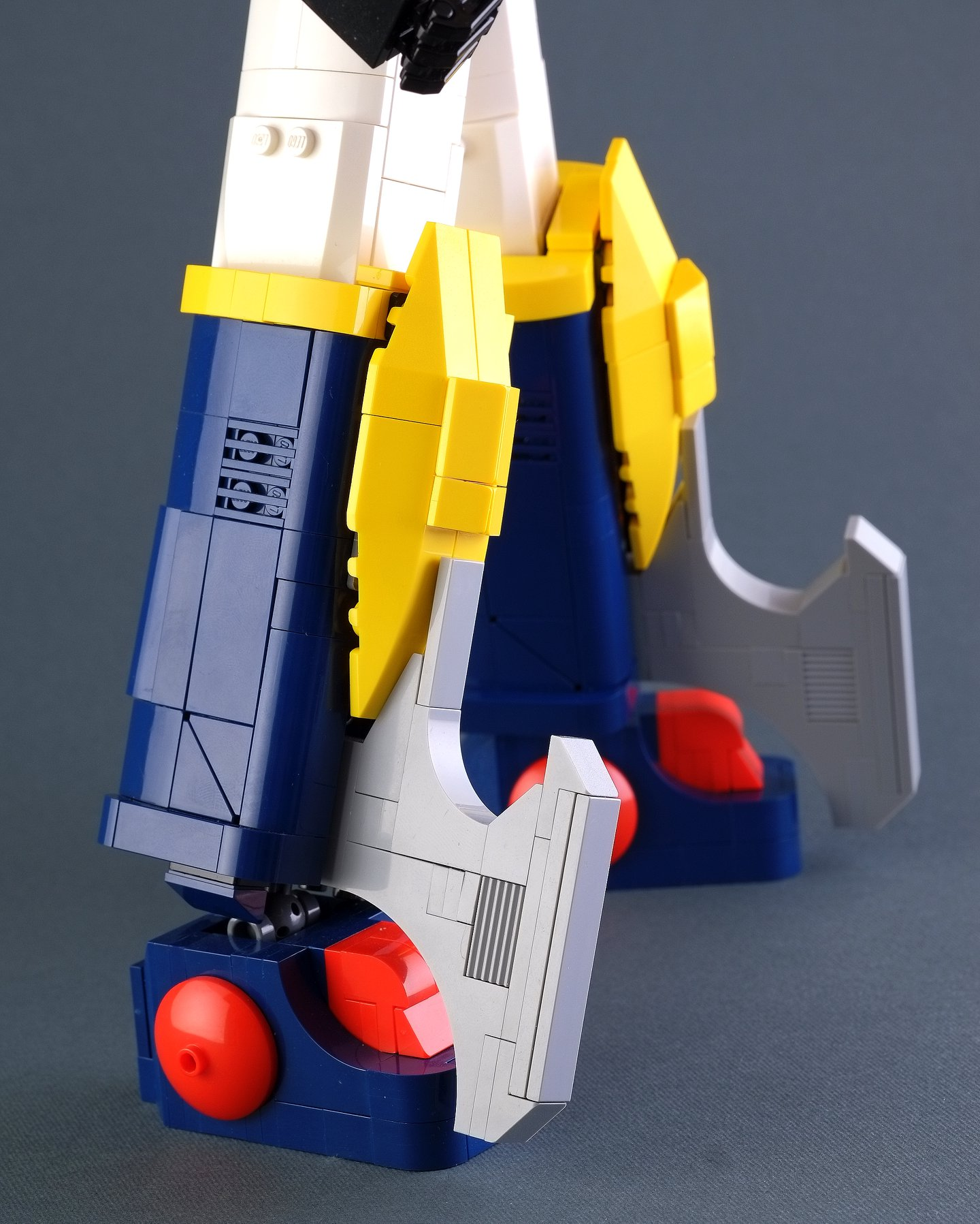 Link a Marco_de_Bon_Daitarn_III_LEGO_Mecha_Robot_Haran_Banjo_Mach_Patrol-13