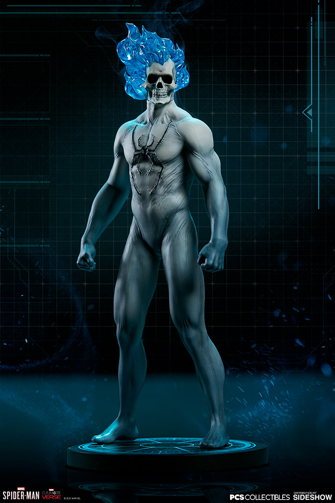 Link a spirit_spider_pop_culture_shock_marvel_spider-man_spiderman-15