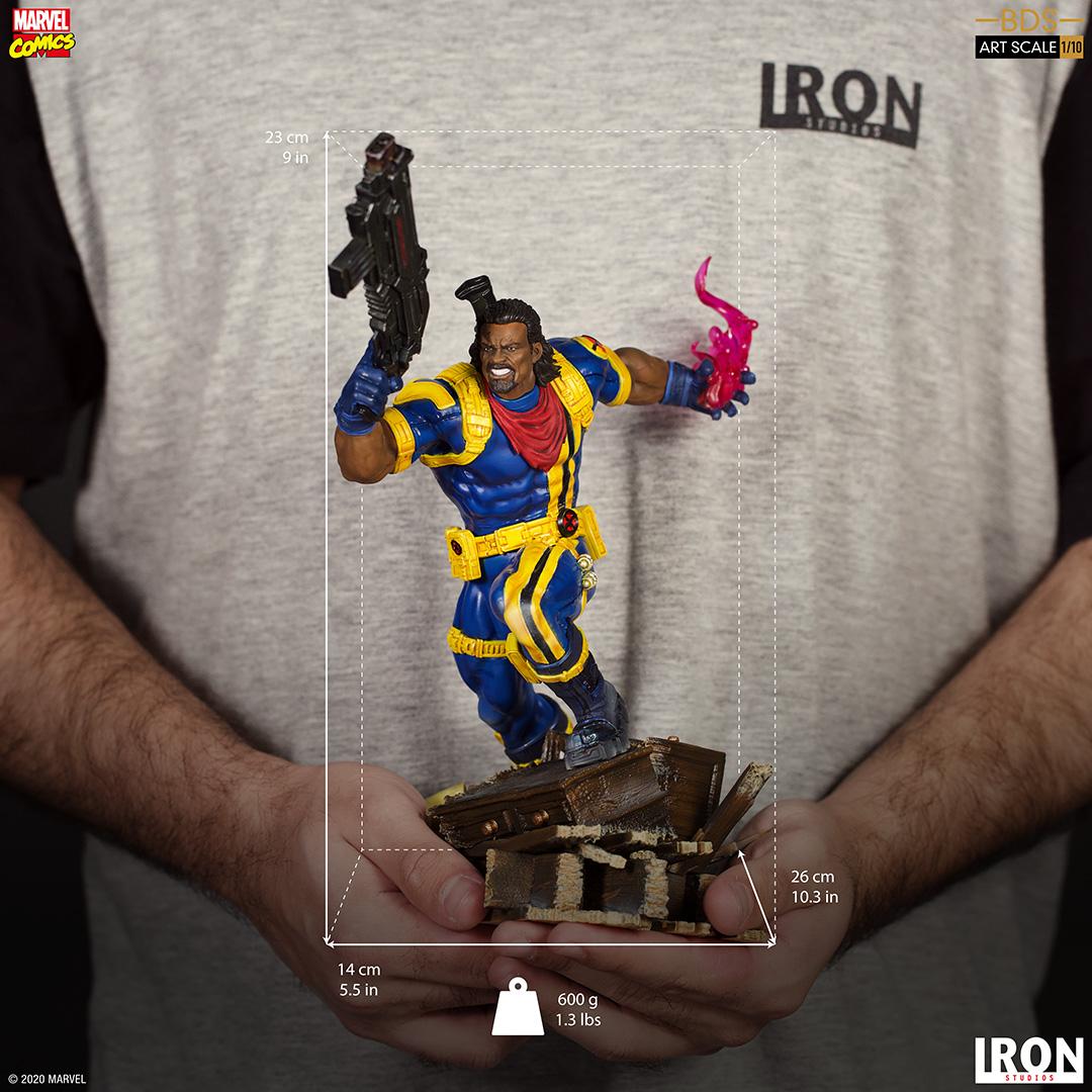 Link a Bishop_Iron_Studios_Marvel_comics_BDS_Statue- (15)