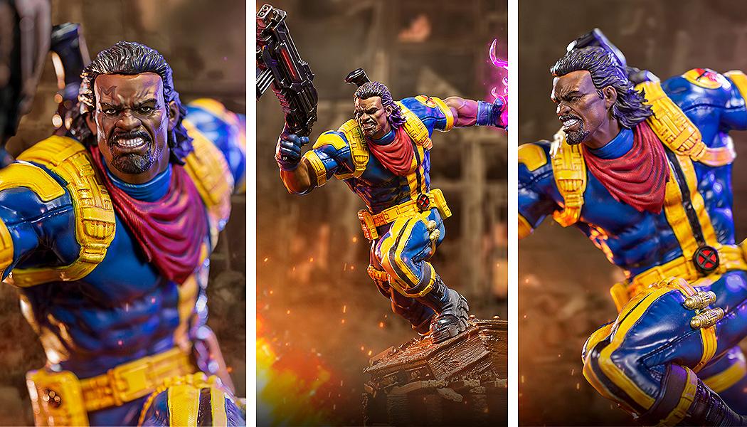 Link a Bishop_Iron_Studios_Marvel_comics_BDS_Statue- 16