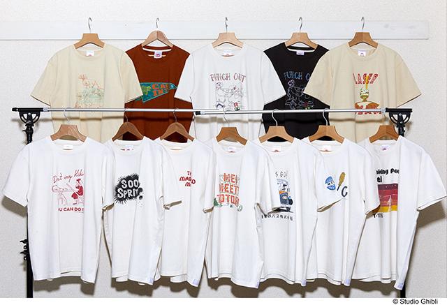 Link a Studio_Ghibli_T_Shirt_Magliette_official_ufficiali-1