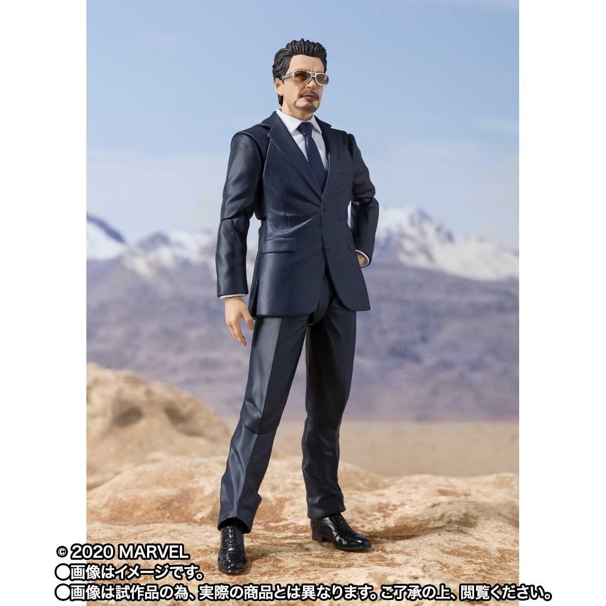 Link a Tony_Stark_Iron_Man_Birth_SH_figuarts_Bandai_Action_figure-2