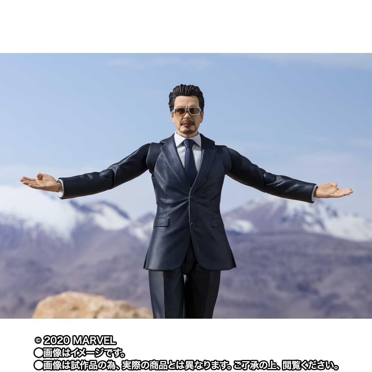 Link a Tony_Stark_Iron_Man_Birth_SH_figuarts_Bandai_Action_figure-4