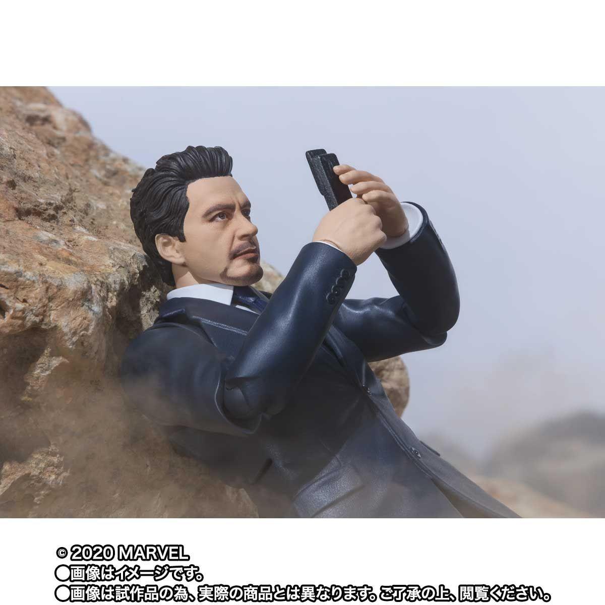 Link a Tony_Stark_Iron_Man_Birth_SH_figuarts_Bandai_Action_figure-5