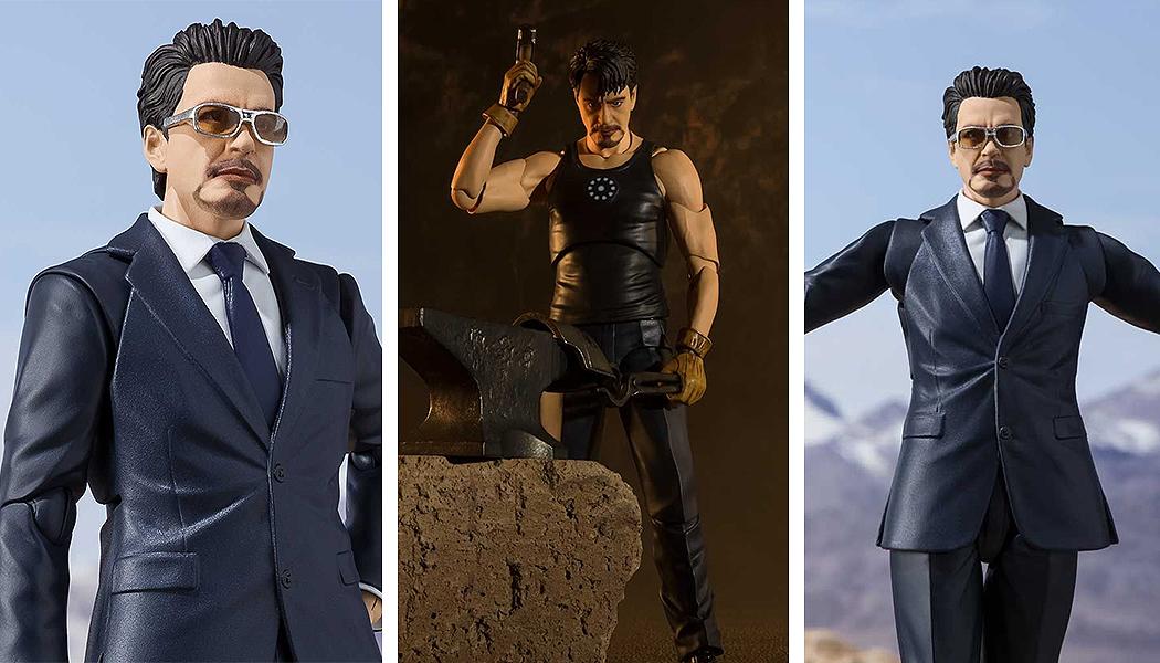 Link a Tony_Stark_Iron_Man_Birth_SH_figuarts_Bandai_Action_figure-9