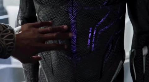 Link a Black-Panther-i-Live-You-Mom-Suit