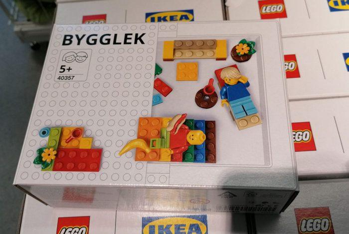 LEGO x IKEA: arriva il set BYGGLEK, ecco le prime info ...