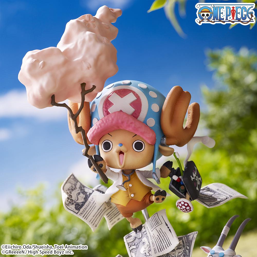 Link a One_Piece_Bandai_Chopper_Letter_GReeen-3