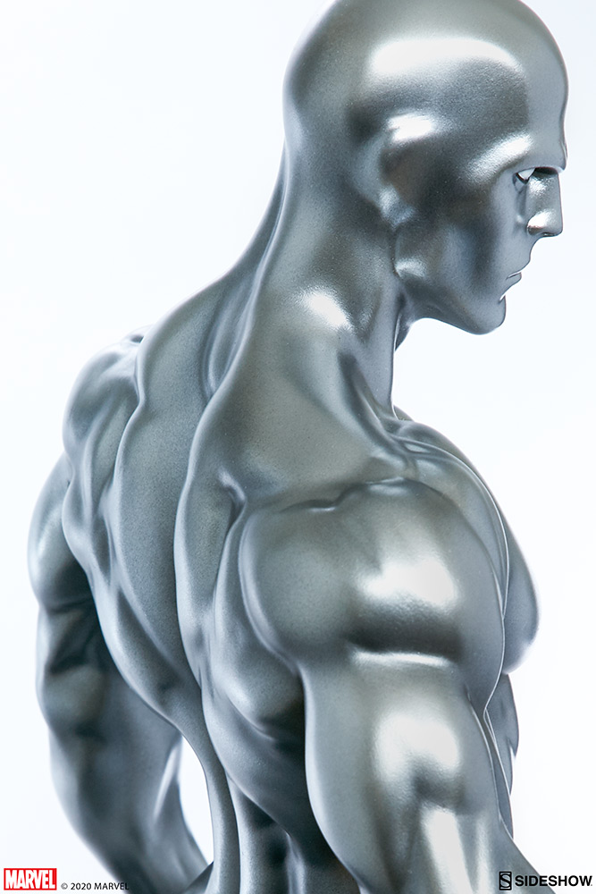 Link a Silver-Surfer-Maquette-Sideshow-Marvel-12