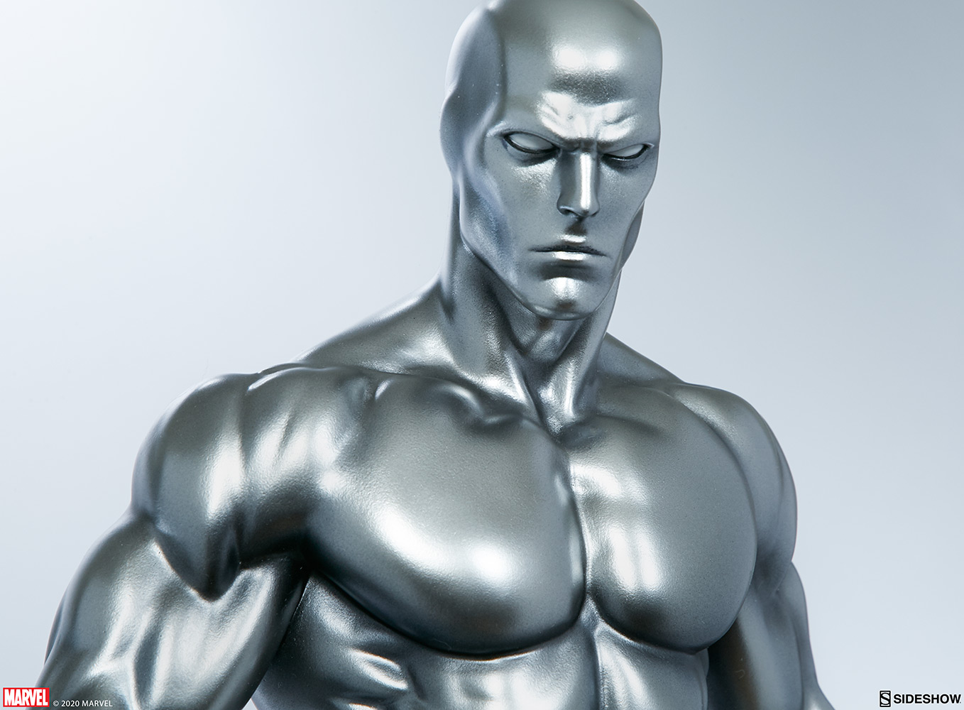 Link a Silver-Surfer-Maquette-Sideshow-Marvel-9