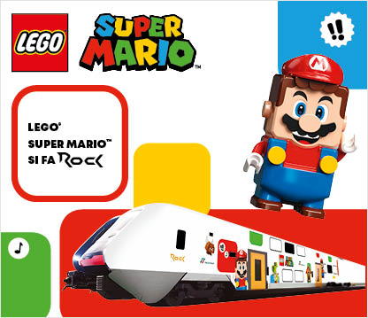 Link a Trenitalia_LEGO