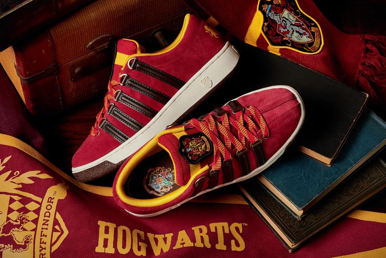 Link a harry-potter-k-swiss-back-to-hogwarts-collection-gryffindor-hufflepuff-ravenclaw-slytherin-2