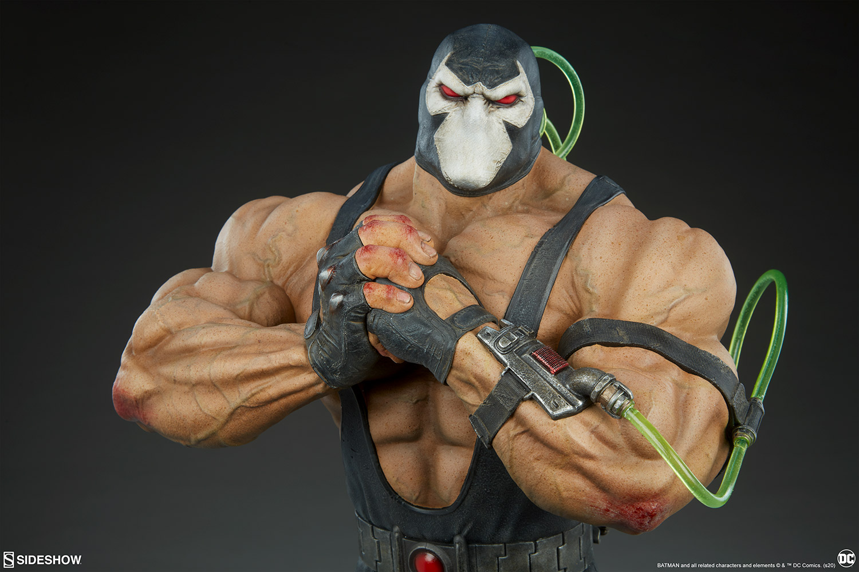 Link a Bane_Sideshow_Batman_Maquette-11