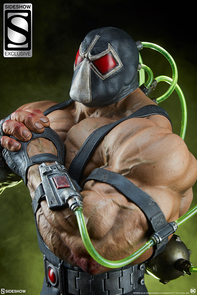 Link a Bane_Sideshow_Batman_Maquette-20