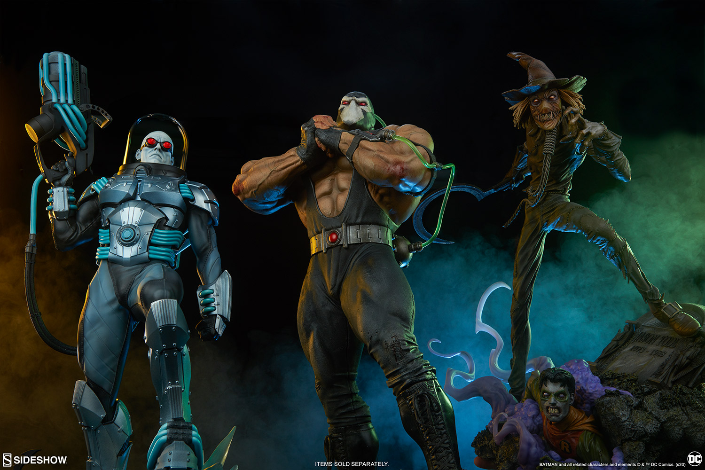 Link a Bane_Sideshow_Batman_Maquette-29