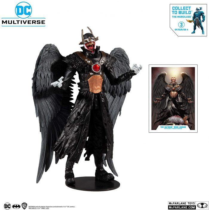 DC Multiverso DA COLLEZIONE WAVE 1 BATMAN figura che Ride MCFARLANE TOYS IN MAGAZZINO