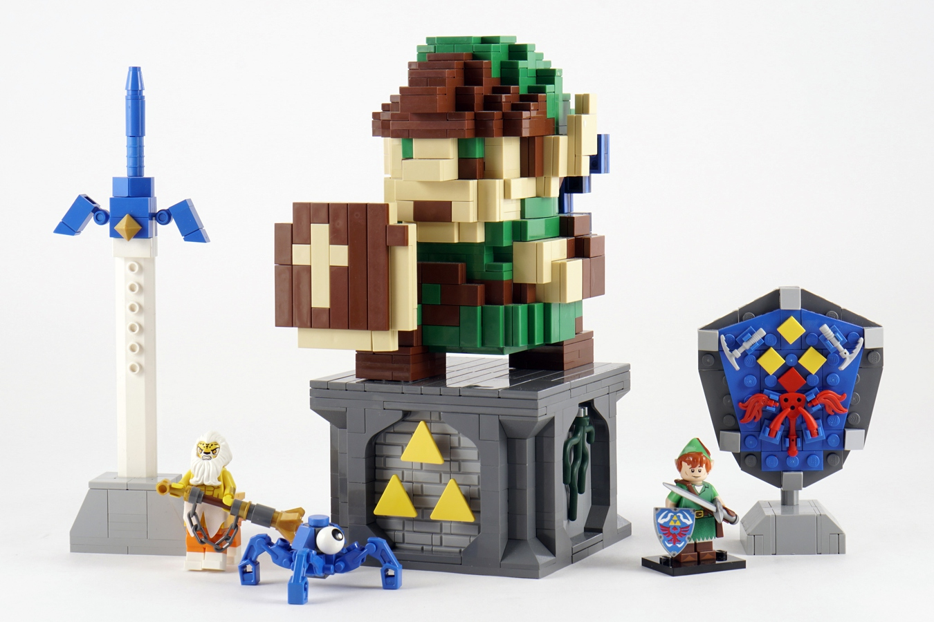 Link a LEGO_Ideas_Zelda-1