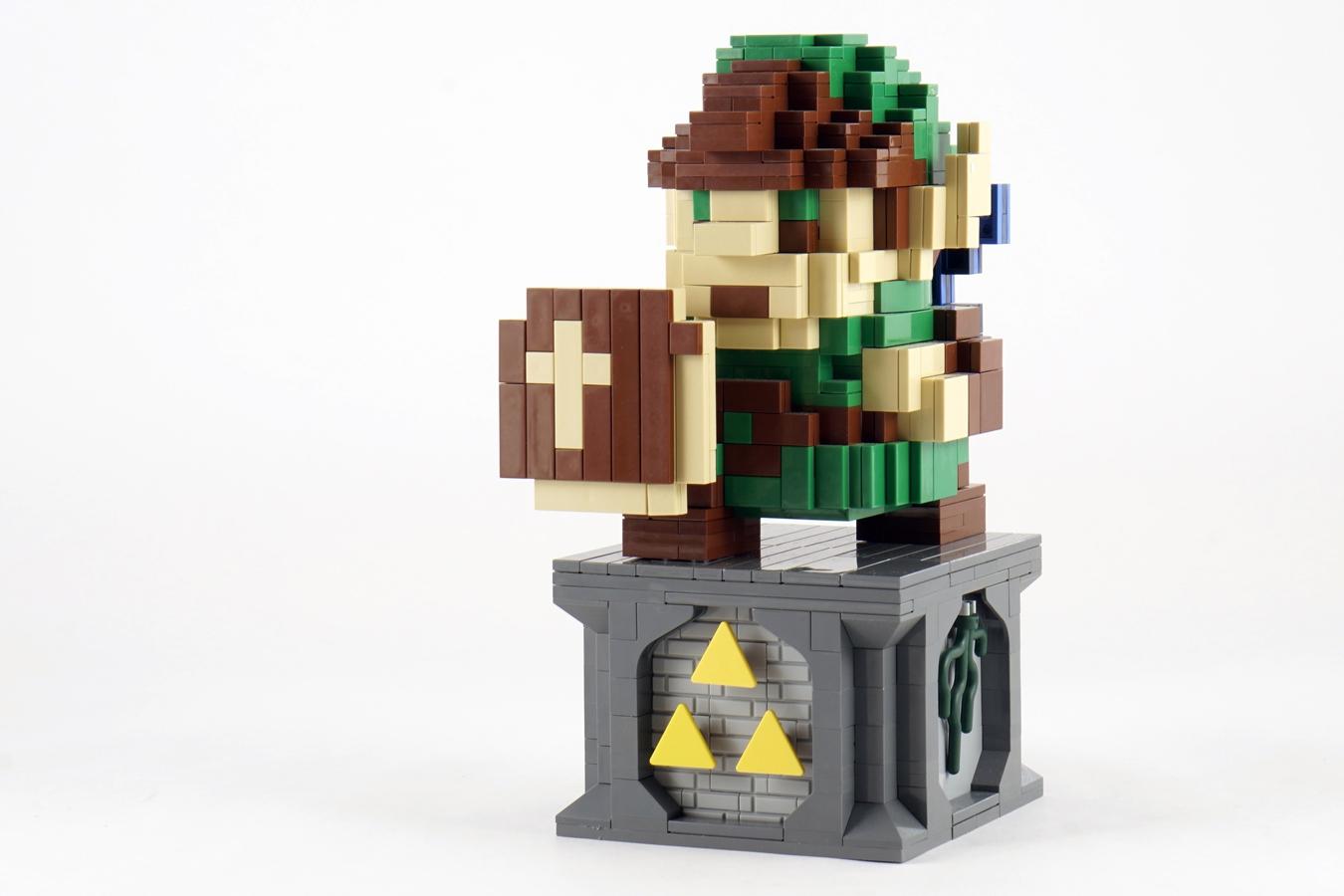 Link a LEGO_Ideas_Zelda-2