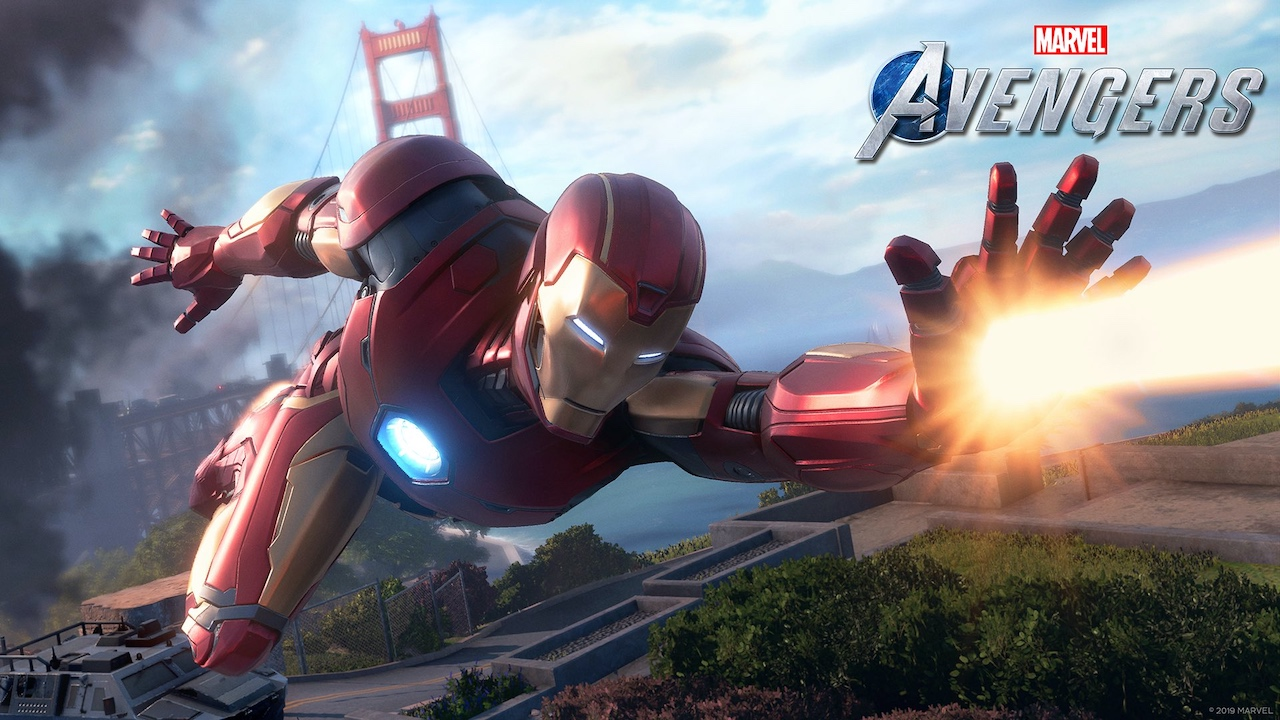 Link a Marvel's Avengers – Game Overview Image