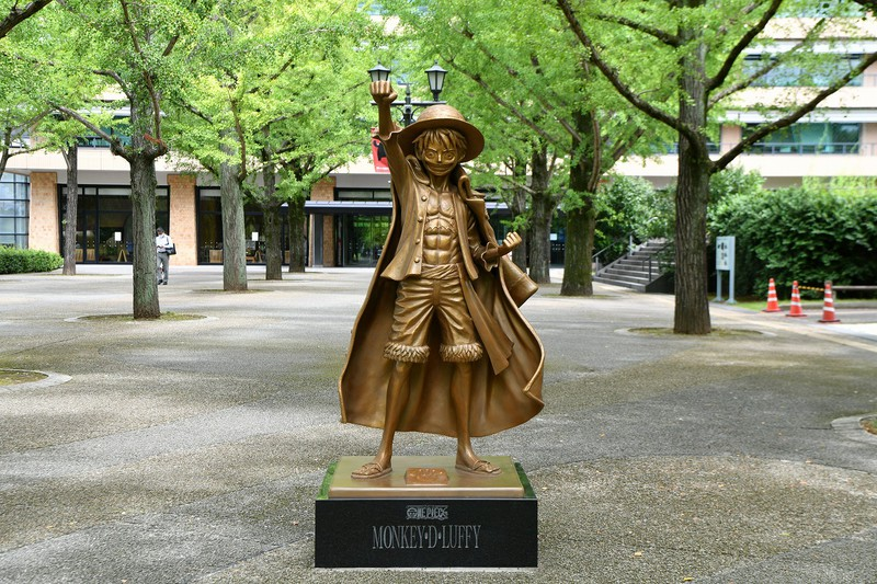 Link a Luffy-japan-itakon
