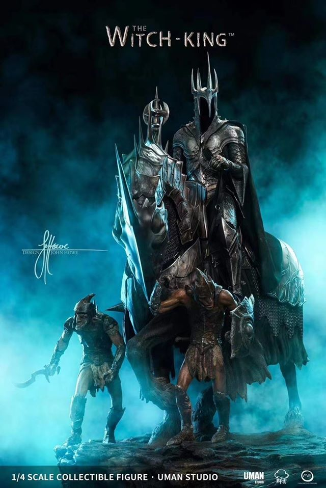 Link a lord_of_the_rings_uman_studio_the_witch_king-1