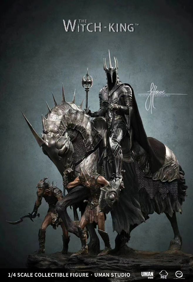 Link a lord_of_the_rings_uman_studio_the_witch_king-2