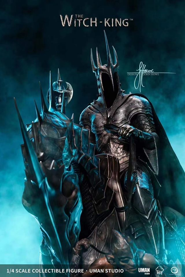 Link a lord_of_the_rings_uman_studio_the_witch_king-7