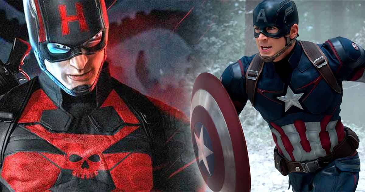 Link a Hail-Hydra-Captain-America