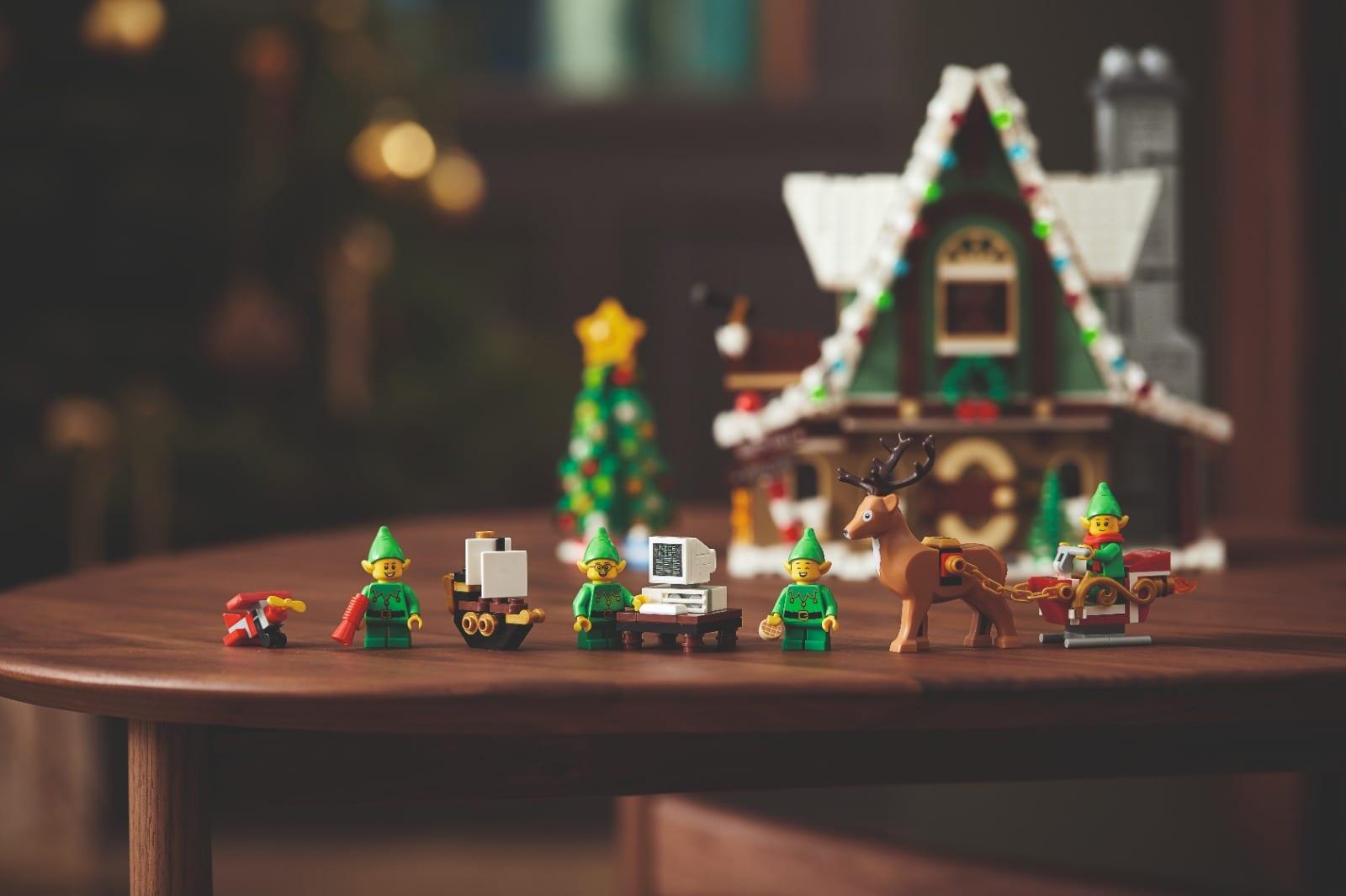 Link a Lego_Elf_house-13