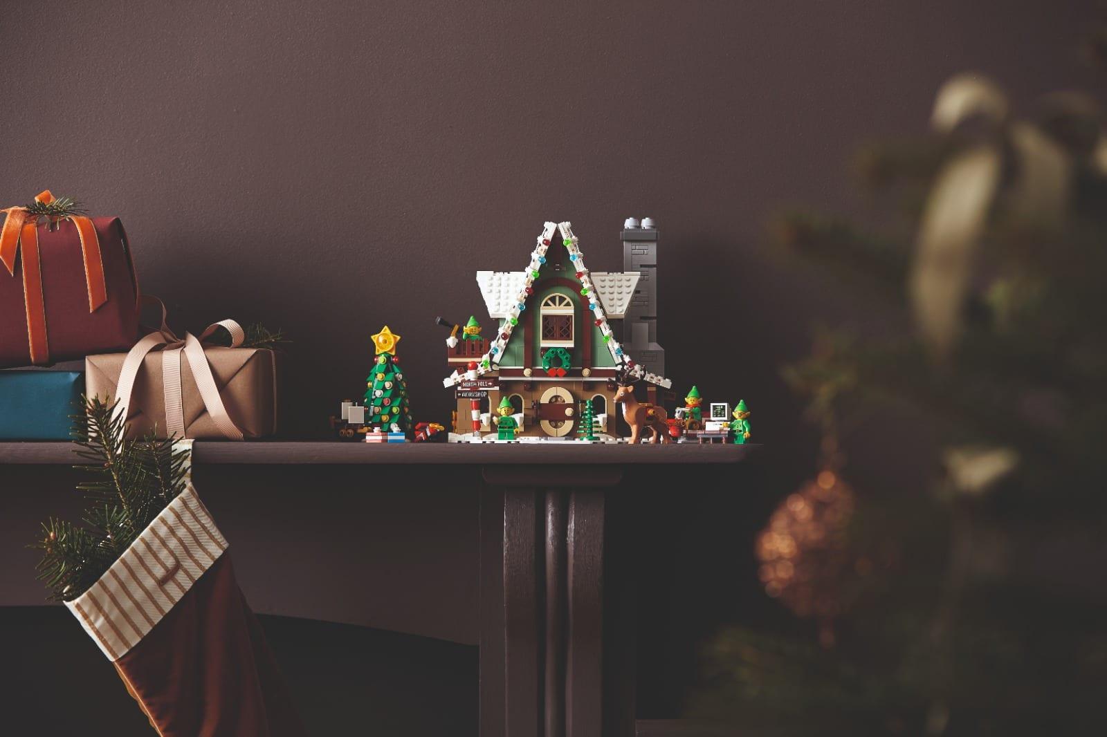 Link a Lego_Elf_house-15
