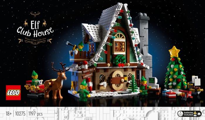 Link a Lego_Elf_house-2