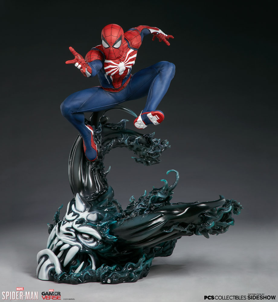 Link a PSC-Spider-Man-Statue-005