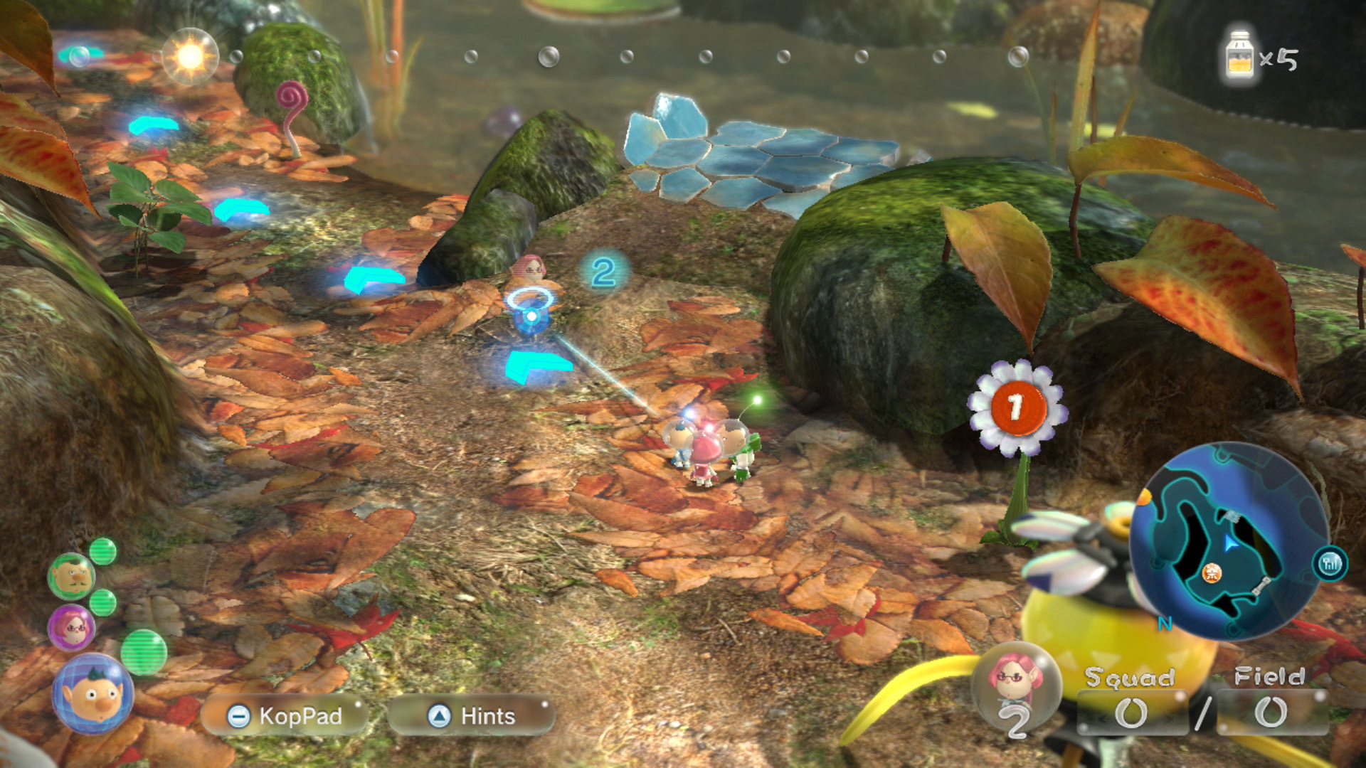 Link a Pikmin3Deluxe_scrn_013