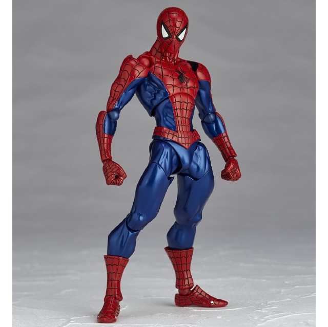 Link a Spider-Man-Kaiyodo-Revoltech-Marvel-Comics-Action-Figure-1