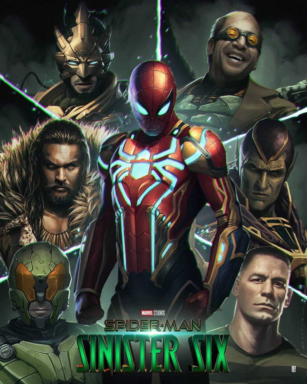 Link a sinister-six-poster