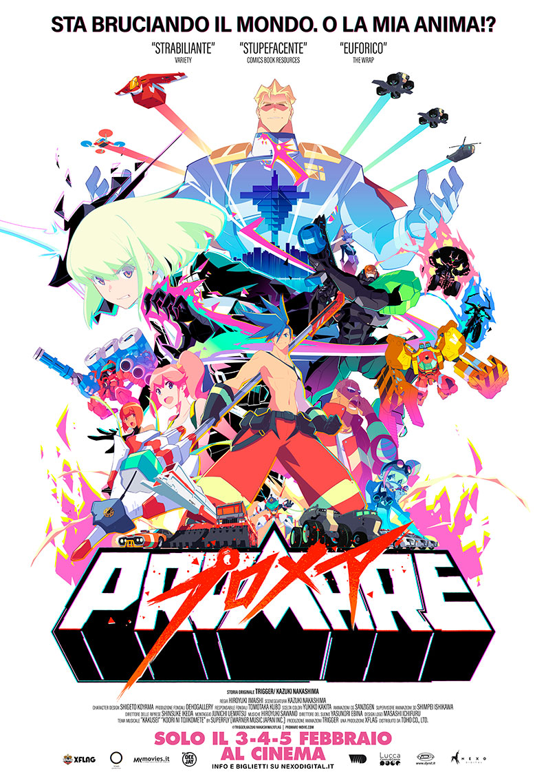 Link a promare_poster_100x140