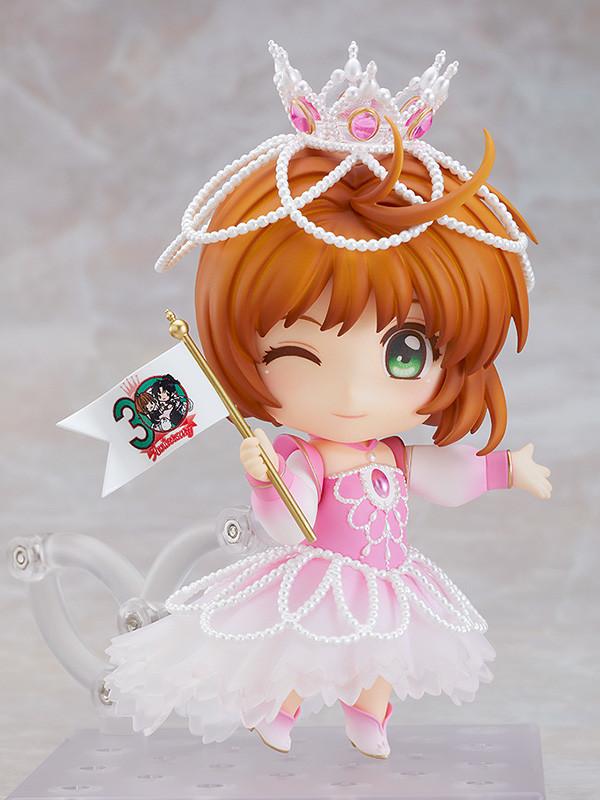 Link a Card Captor Sakura Nendoroid Sakura (2)