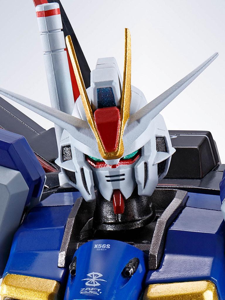 Link a Force Impulse Gundam – ZGMF-X56S – Metal Robot – Bandai – (4)