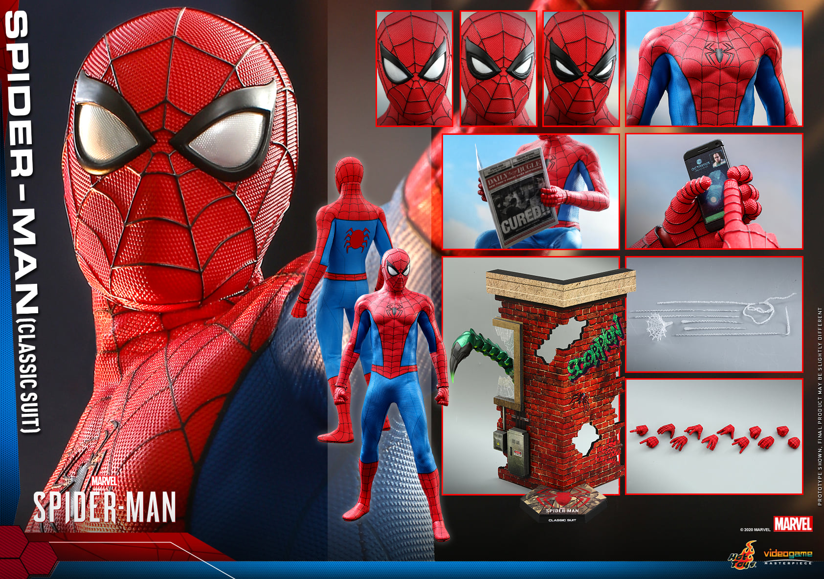 Link a Marvel-SpiderMan-Hot-Toys-Classic-Suit- (19)