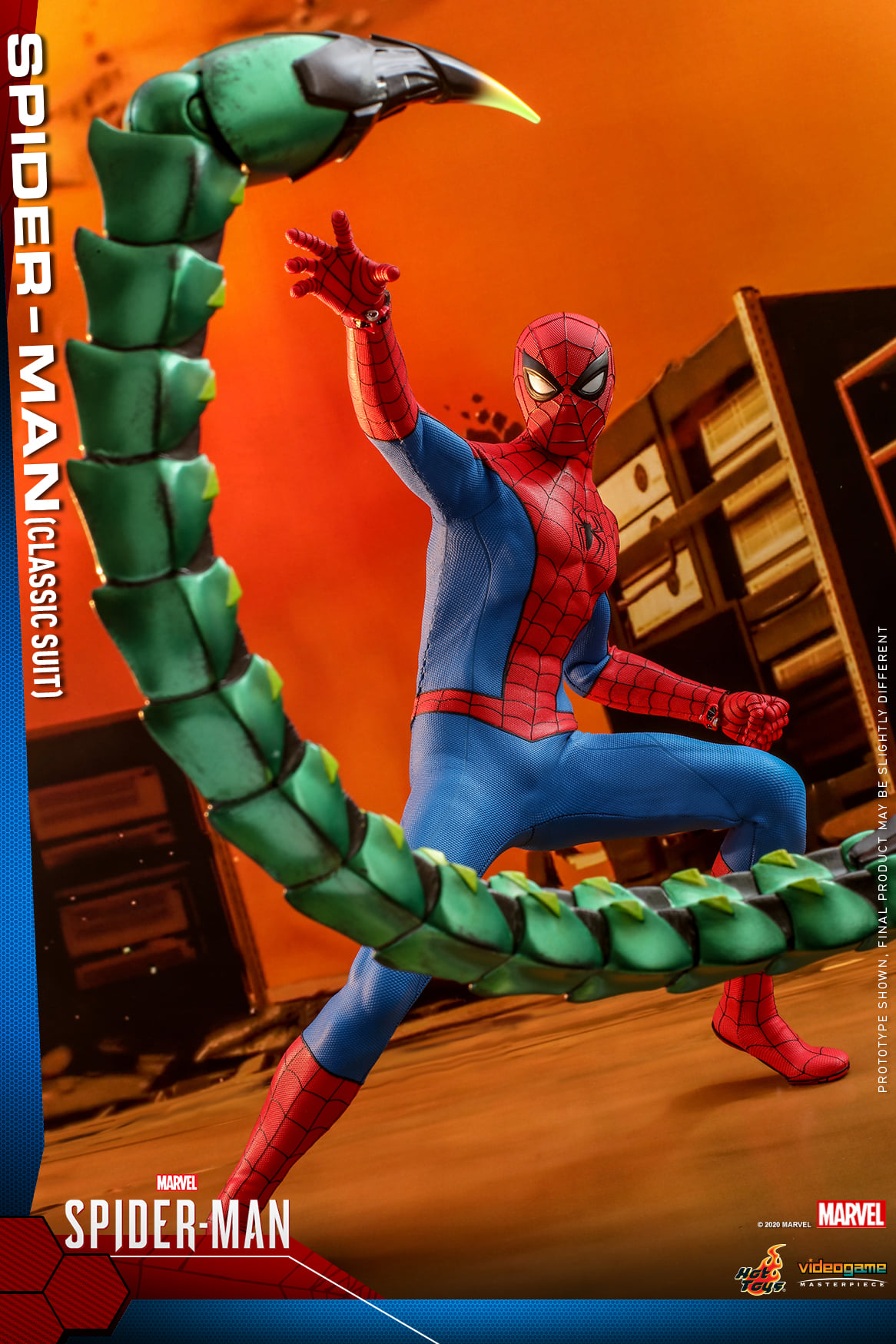 Link a Marvel-SpiderMan-Hot-Toys-Classic-Suit- (6)