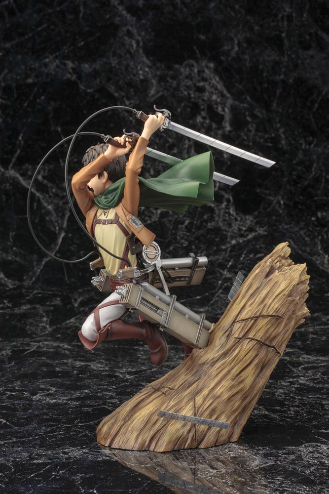 Link a Attack on Titan Kotobukiya Eren Mikasa Resale ARTFX J Shingeki no Kyojin – (17)