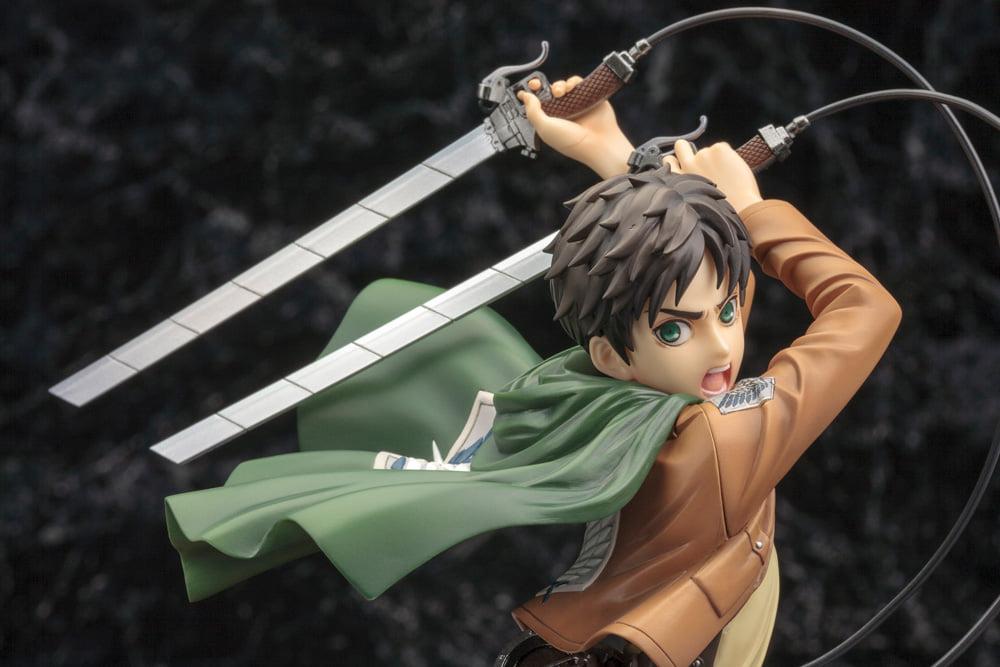 Link a Attack on Titan Kotobukiya Eren Mikasa Resale ARTFX J Shingeki no Kyojin – (20)