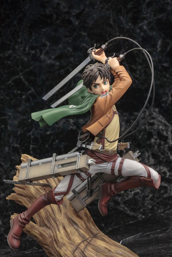 Link a Attack on Titan Kotobukiya Eren Mikasa Resale ARTFX J Shingeki no Kyojin – (22)