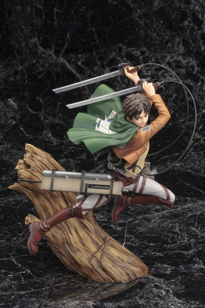 Link a Attack on Titan Kotobukiya Eren Mikasa Resale ARTFX J Shingeki no Kyojin – (23)