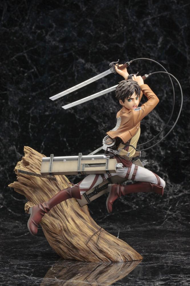 Link a Attack on Titan Kotobukiya Eren Mikasa Resale ARTFX J Shingeki no Kyojin – (24)
